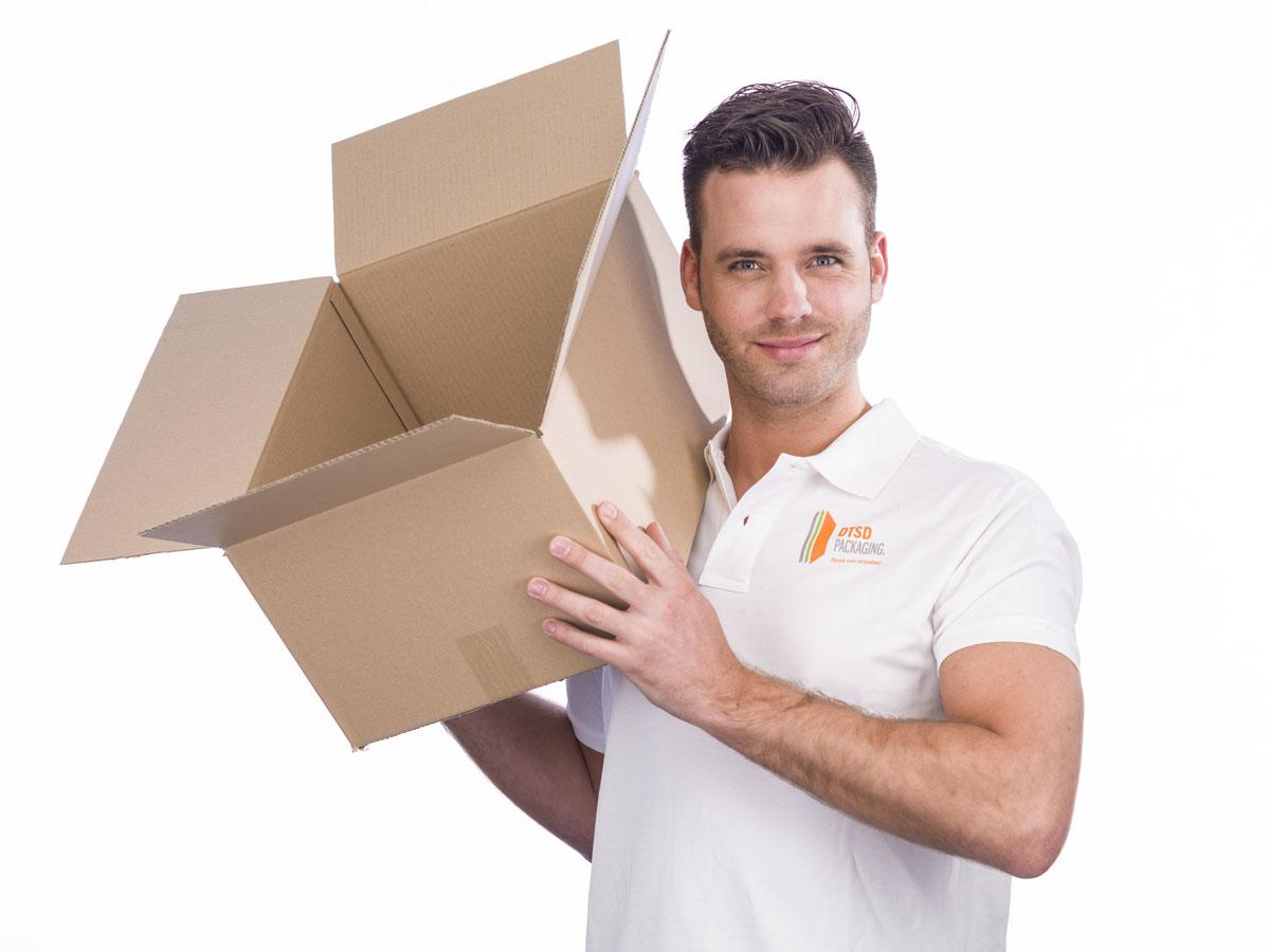 Kartonnen verpakkingen van DTSD Verpakkingen Dordrecht