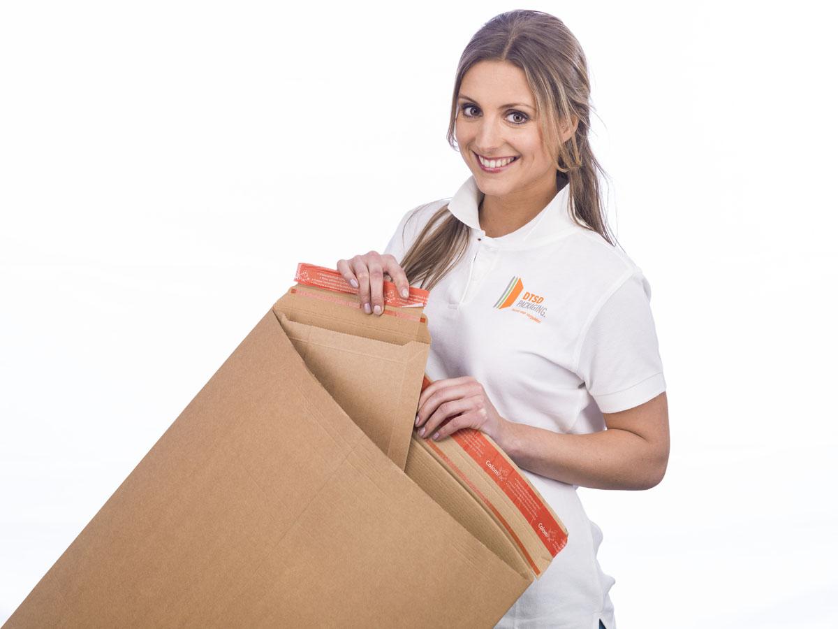 Verpakkingsoplossingen en verzendoplossingen van DTSD Verpakkingen Dordrecht