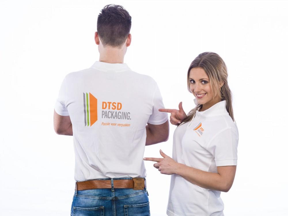 DTSD Packaging Dordrecht heeft een nieuwe huisstijl en logo