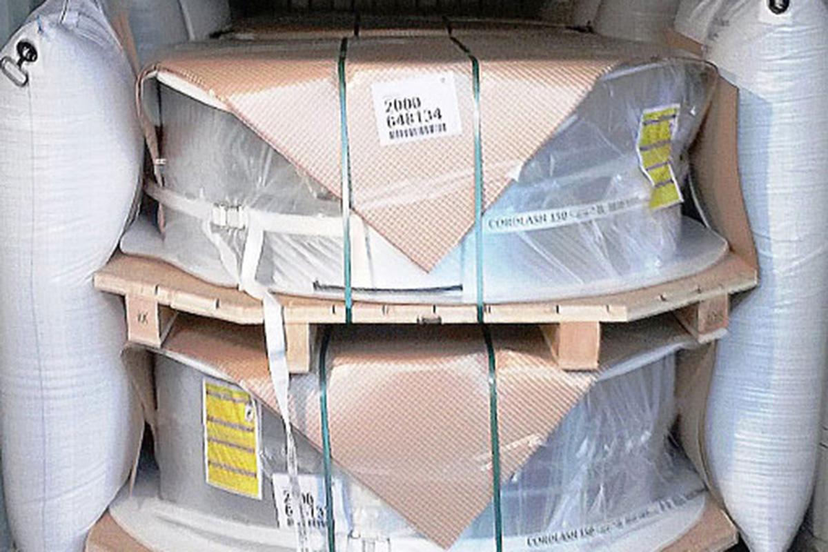 Verzendstabilisatie van DTSD Verpakkingen Dordrecht