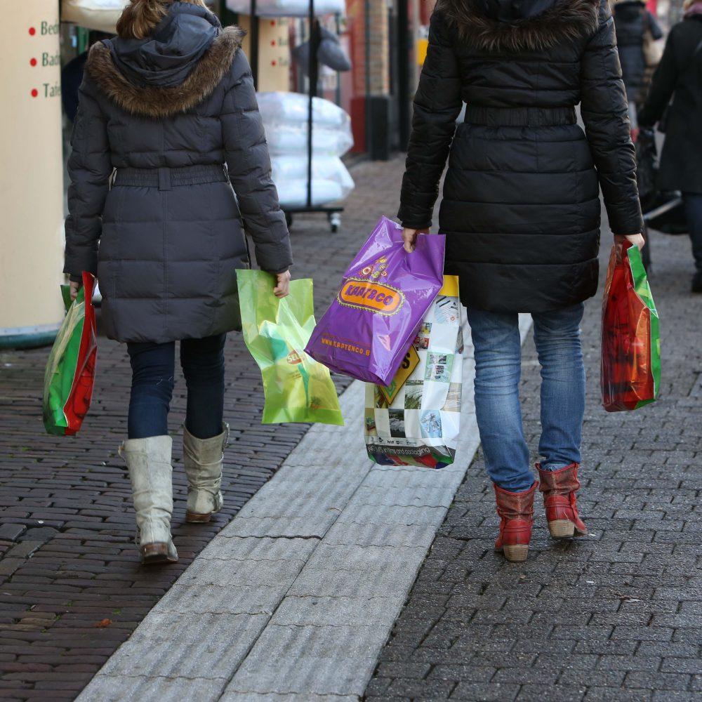 DTSD Packaging Dordrecht vindt dat betalen voor plastic tassen zeer effectief is