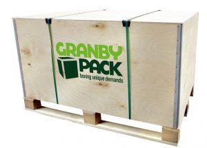 DTSD Packaging uit Dordrecht heeft de Gradby Box van Granby Pack in het assortiment