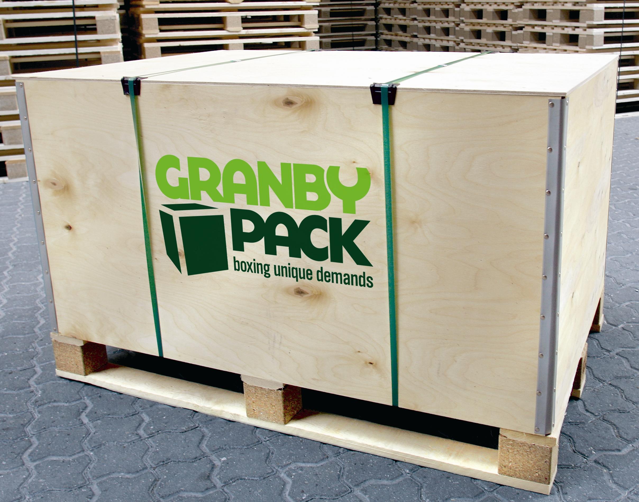 DTSD Verpakkingen Dordrecht levert de Granby Box van Granby Pack