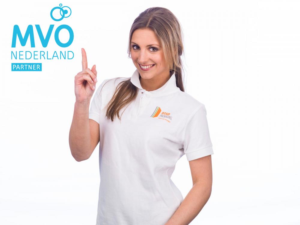 DTSD Packaging Dordrecht is Partner van MVO Nederland