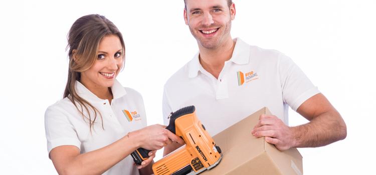 DTSD Packaging levert een compleet pakket verpakkingsmaterialen en verpakkingsmachines