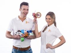 Het assortiment sluitmogelijkheden en breedkbaar tape van DTSD Packaging Dordrecht
